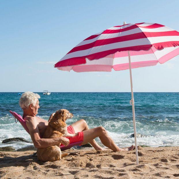 Pasar días en las playas