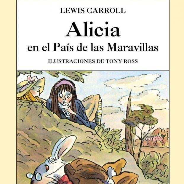 'Las aventuras de Alicia en el país de las maravillas' (Anaya)
