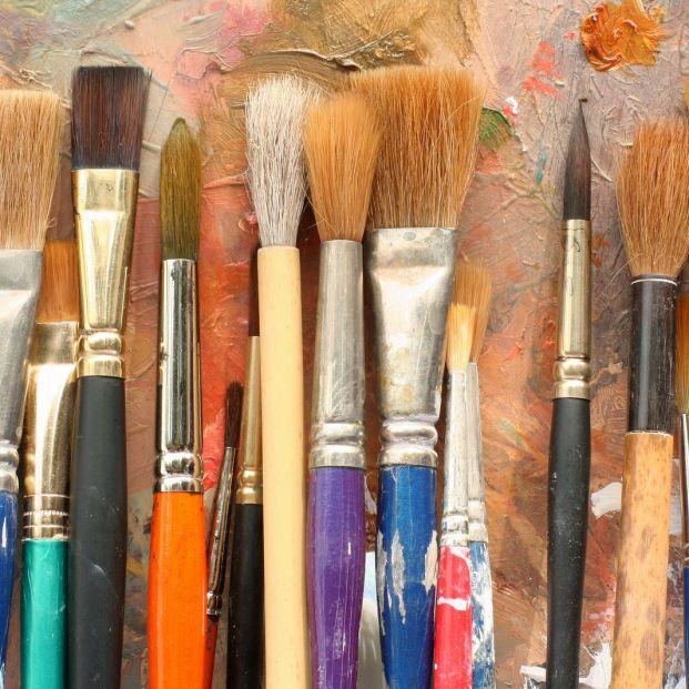 ¿Dónde apuntarse a un taller de pintura en Barcelona?