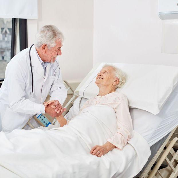 Equipamiento en el hospital