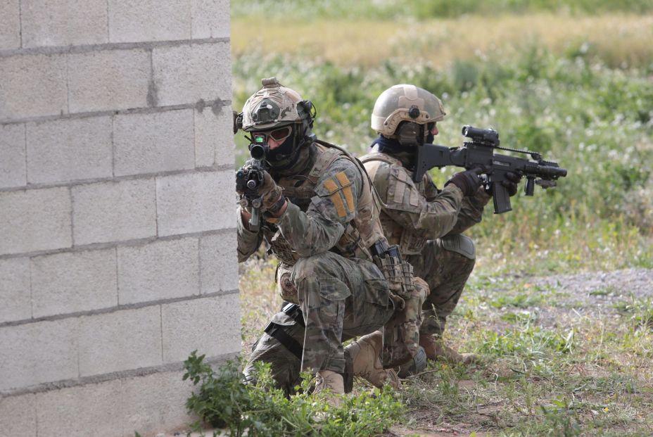 militares Defensa