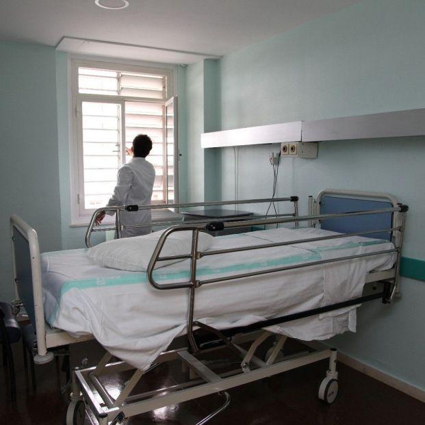 EuropaPress 2600557 Habitación de la nueva Unidad de Cuidados Médicos Polivalentes del Hospital Miguel Servet de Zaragoza