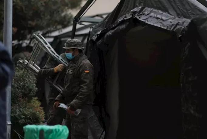 Defensa prepara rastreadores en el Ejército. Foto: Europa Press