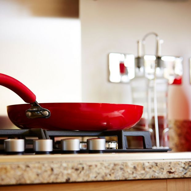 bigstock Shot Of A Cooking Pan On Stove 374338798