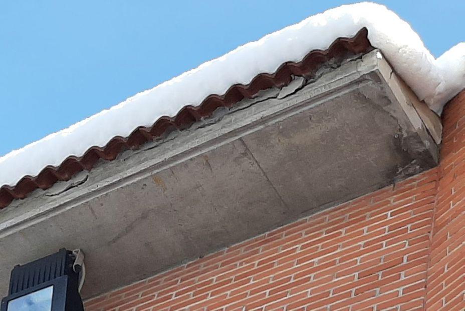 Nieve edificio