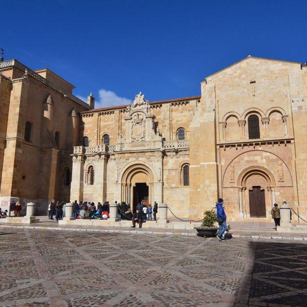 Iconos del románico español